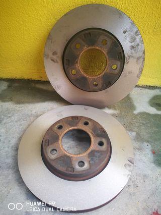 Original Proton Inspira Disc Brake Rator