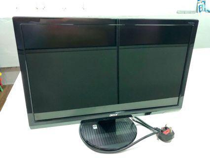 """🎉Raya Sales - ACER LCD 20"""""""