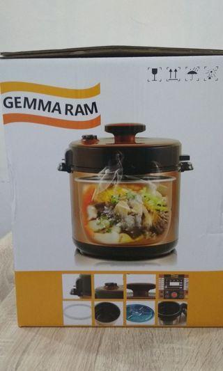 Gemma Electric Smart Pressure Cooker