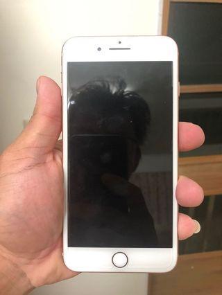 🚚 出售apple 8plus64G金色