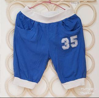 《PinPin館》>童裝 短褲 及膝 2件100元