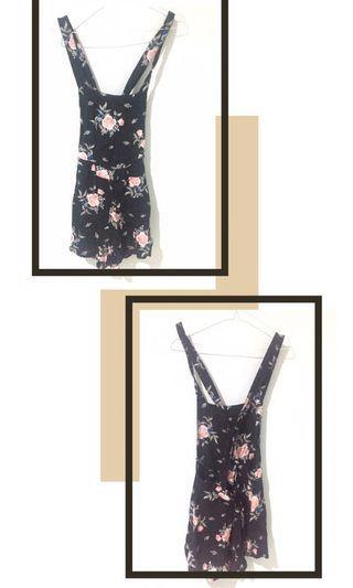 Jumpsuits motif bunga