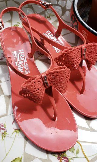 Ferragamo 膠 涼鞋 plastic sandals