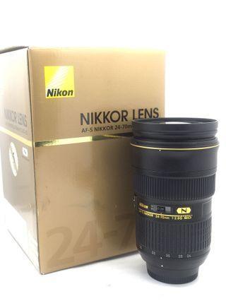 Nikon 24-70mm F2.8 G Version 1