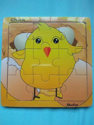 🚚 Baby & Kids Wooden puzzles, light foam puzzles.