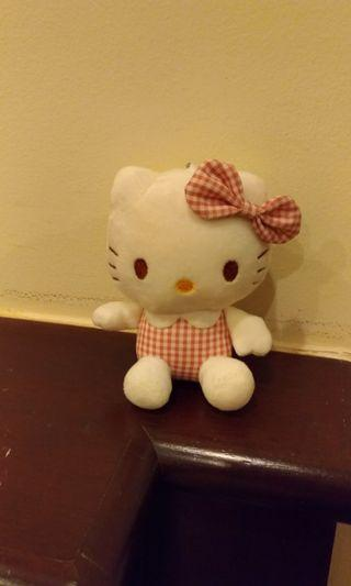 🚚 Hello kitty key chain / soft toy