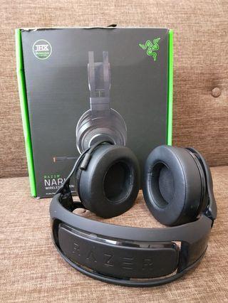 🚚 Razer Nari wireless gaming headset