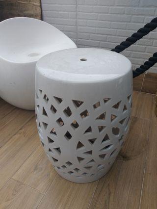 室外陶瓷復古櫈