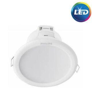 飛利浦 3.5吋 LED 6.5W 筒燈 66022