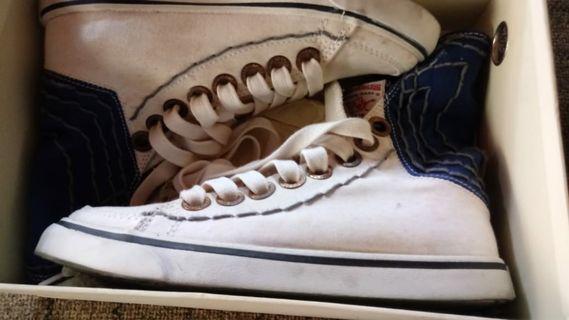 Sepatu wanita true religion brand jeans