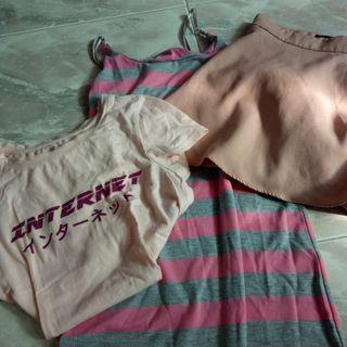 pink clothes set 🌺