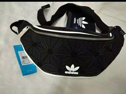 Adidas waistbag import (black)