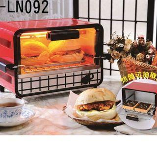 🚚 [含運 free shipping] Kolin 歌林 9公升3D烤網電烤箱 KBO-LN092
