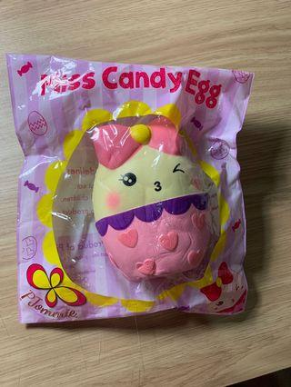 Miss Candy Egg Squishy