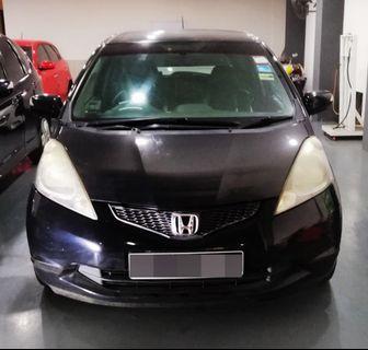Honda Fit for Rent!