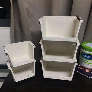 🚚 可堆疊 收納小盒 (大/小)