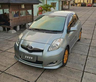 Toyota Yaris S limited 1.5 at 2009 UM 9.9 jt