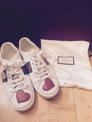 Gucci 37號鞋
