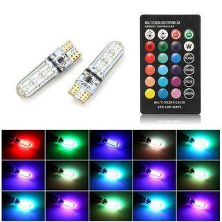 RGB LED T10