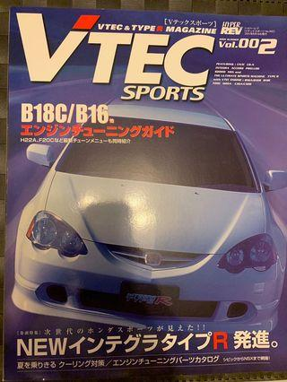 Vtec sport vol.002