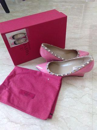 Valentino pink with BOX