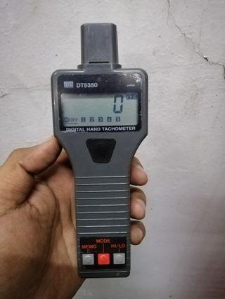Teston hand digital technometer