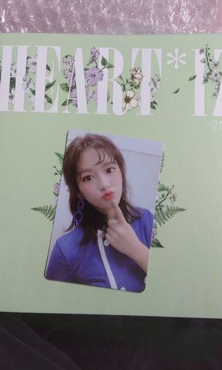 (WTT) Izone Ahn Yujin Photocard