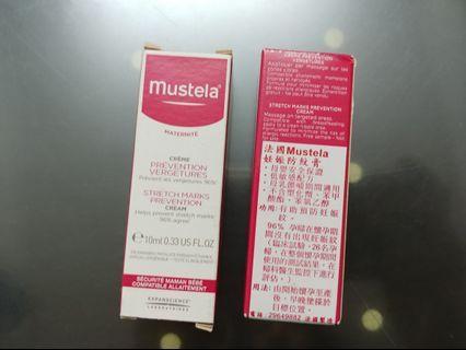 法國Mustela妊娠防紋膏10ml