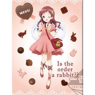 🚚 [動漫人生]請問您今天要來點兔子嗎? 奈津惠 掛布