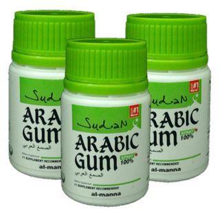 ARABIC GUM SUDAN AL-MANNA