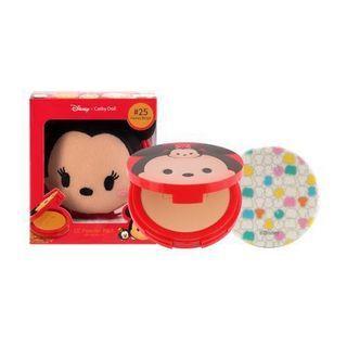 Disney x Cathy Doll 4.5g CC Powder Pact SPF 40PA+++