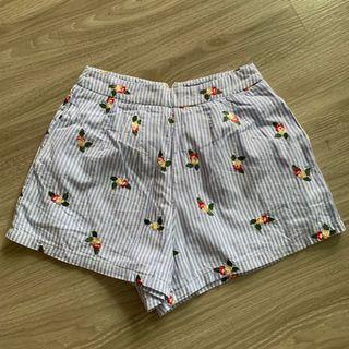 TCL Lillith Embroidered Shorts