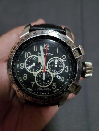 🚚 Nautica Chronograph 44mm