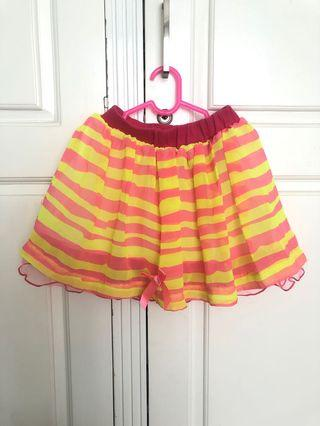 Rok Skirt Tutu Anak Kids