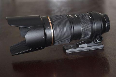 Nikon mount Tamron 70-200 f2.8  DI LD (IF) Macro -non USD