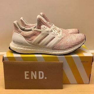 Adidas Ultra Boost 4.0 (RED) US10
