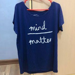 Mind over Matter top
