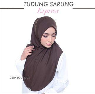 Tudung Sarung Express by GBR Boutique