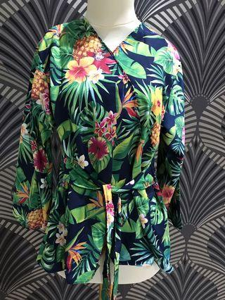 Tropical tops