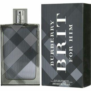 100%new and real🌹Burberry Brit For Him 200ml