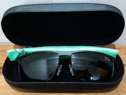 JAGUAR Sunglasses | All Black | Ploarized Glasses | 95% Good Condition | #BaPau