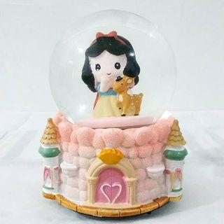 Snow Ball Snowl White