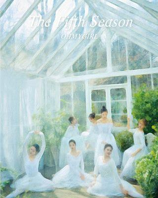 OH MY GIRL 1ST ALBUM - THE FIFTH SEASON