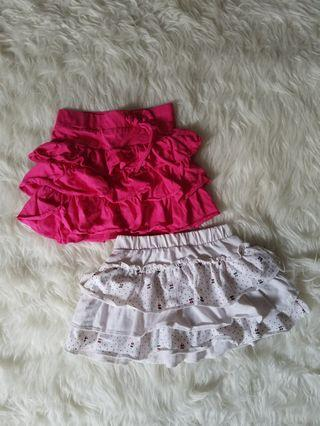 Bundle 2 Pcs Rok Anak 12-18 Bulan