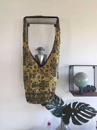 Hippie Mustard Bag