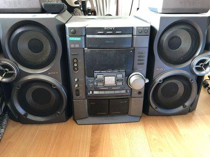 Sony Mini Hi-Fi