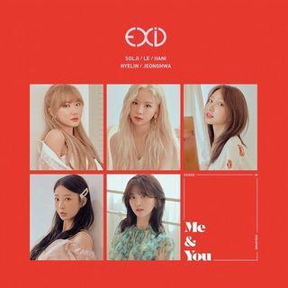 EXID ALBUM - WE