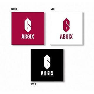 AB6IX 1ST EP - B:COMPLETE