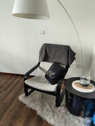 Ikea Poang chair cushion only