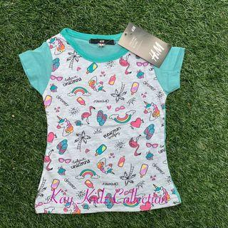 New- Cotton Tshirt for Girl n boy